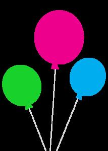 Corridor Celebrations bunch of balloons | corridorcelebrations.com
