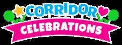 Corridor Celebrations logo | corridorcelebrations.com